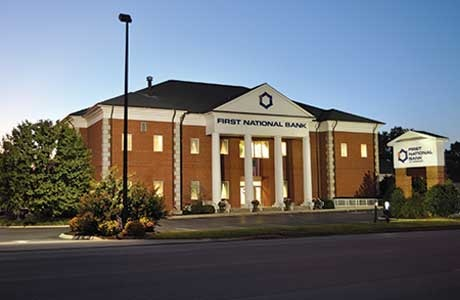 Location And Hours Tennessee Tn First National Bank Of Tennessee