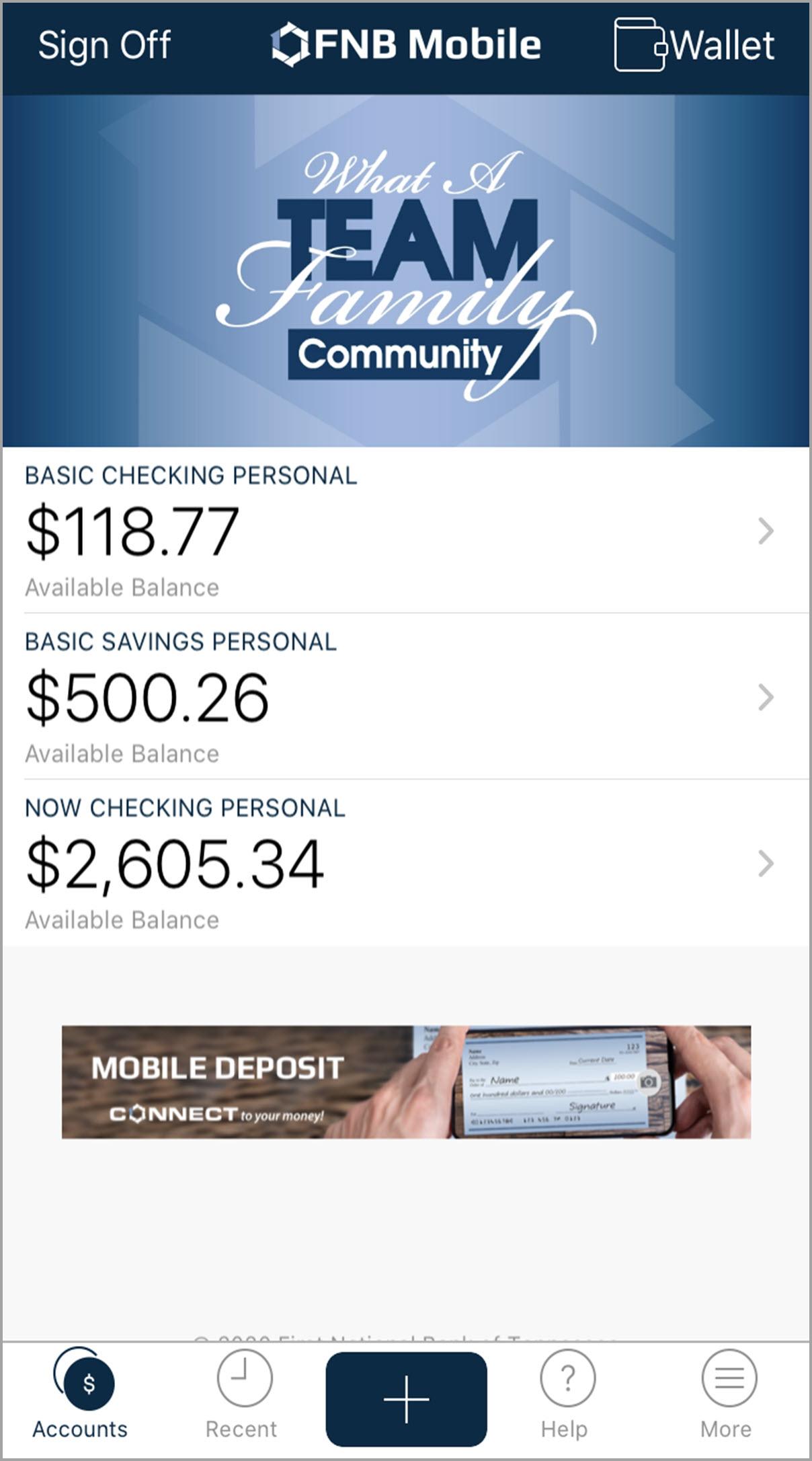 Card Controls - Wallet Screen