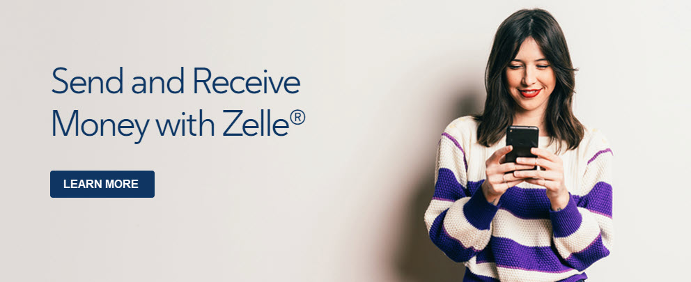 Send and Receive Money with Zelle®